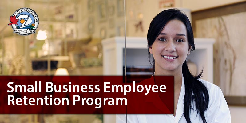 City of Mentor Small Business Retention Program